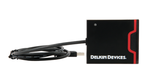 Delkin Devices USB 3.0 Dual Slot SD UHS-II & CF Memory Card Reader