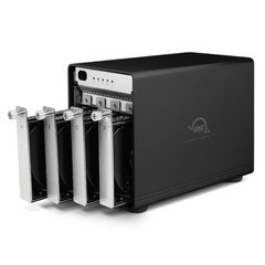 OWC  8TB ThunderBay 4 Dual Thunderbolt 2 RAID-Ready Solution