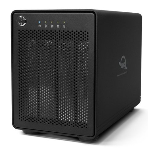 OWC  20TB ThunderBay 4 Dual Thunderbolt 2 RAID-Ready Solution