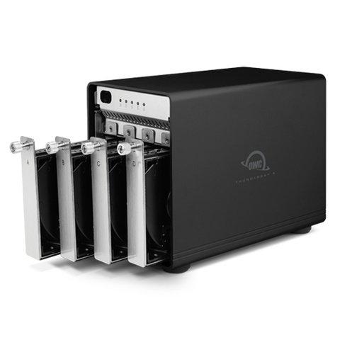 OWC  20TB ThunderBay 4 Dual Thunderbolt 2 RAID-Ready Solution