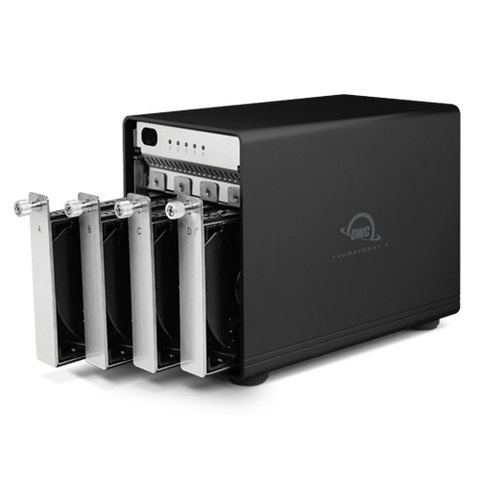 OWC  24TB ThunderBay 4 Dual Thunderbolt 2 RAID-Ready Solution