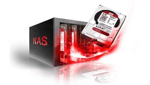 Western Digital 6TB RED NAS Internal 3.5