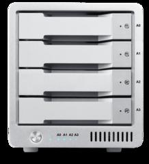 CalDigit 8TB T4 Thunderbolt 2 RAID Drive