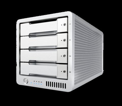 CalDigit 16TB T4 Thunderbolt 2 RAID Drive