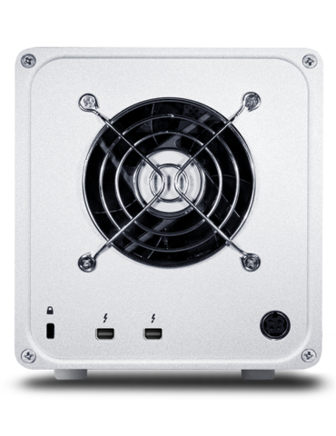 CalDigit 20TB T4 Thunderbolt 2 RAID Drive