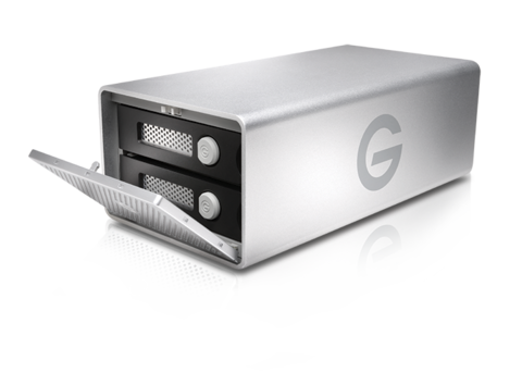 G-Technology 8TB G-RAID G1 with Removable Drives, USB 3.0