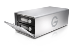G-Technology 12TB G-RAID G1 with Removable Drives, USB 3.0