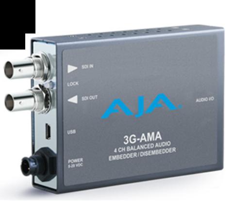 AJA Mini Converter - 3G-AMA