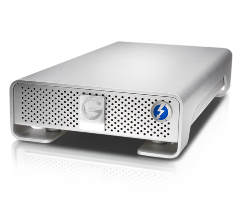 G-Technology 6TB G-DRIVE Thunderbolt & USB 3.0