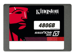 Kingston 480GB SSDNow V300 Solid State Drive