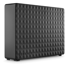 Seagate 4TB Expansion Desktop Drive