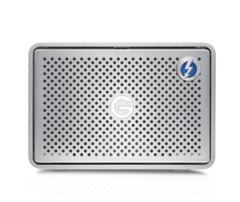 12TB G-RAID Removable Dual Drive System with Thunderbolt