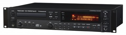 Tascam CD-RW901MKII CD Recorder/Player