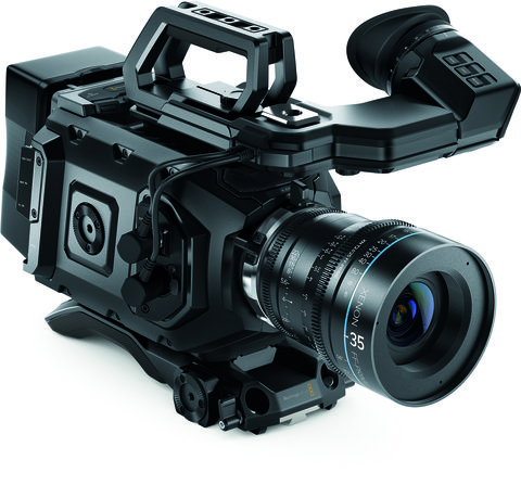 Blackmagic Design URSA Mini 4K PL