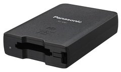 Panasonic - AU-XPD1 Single Slot P2 Memory Card Drive