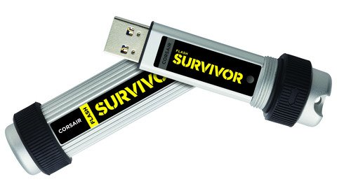 Corsair 128GB Flash Survivor USB 3.0 Flash Drive