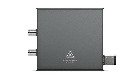 Blackmagic Design Mini Converter - Optical Fiber 4K