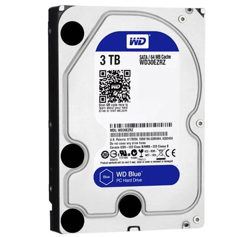 Western Digital Blue 3TB Desktop Hard Drive