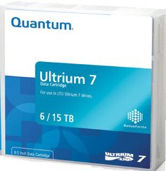 LTO Ultrium 7 Tape - MR-L7MQN-01