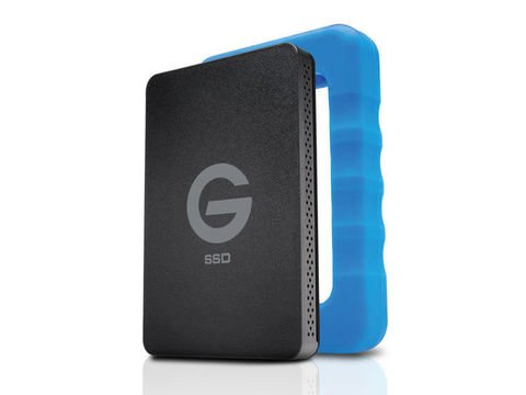 G-Technology 1TB G-DRIVE ev RaW SSD