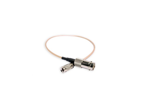 Generic BNC Female to DIN 1.0/2.3 RG179 Adapter Cable, 1 Foot