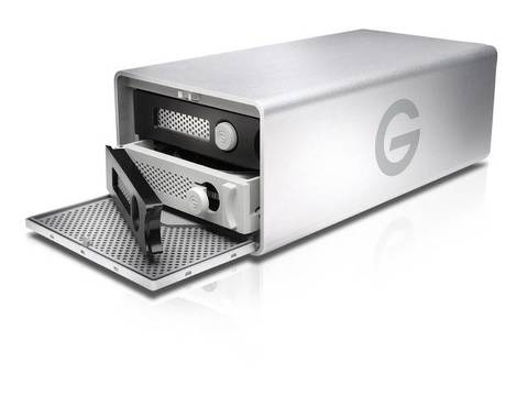 G-Technology 16TB G-RAID G1 with Removable Drives, USB 3.0