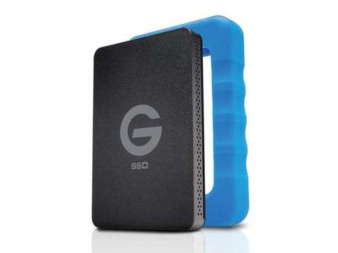 G-Technology 500GB G-DRIVE ev RaW SSD