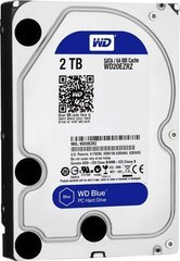 "Western Digital Blue 2TB 3.5"" Internal HDD"