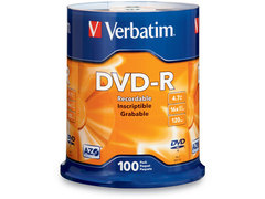 Verbatim DVD-R Spindle