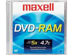 TapeOnline DVD-RAM