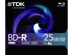 TapeOnline BD-R Blu-Ray Disc