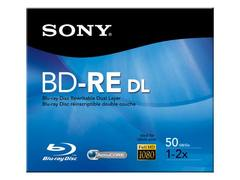 TapeOnline BD-RE DL Dual Layer