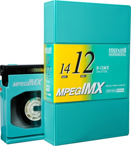 Maxell B-12MX