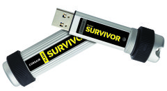 Corsair Flash Survivor 32GB USB 3.0 Drive