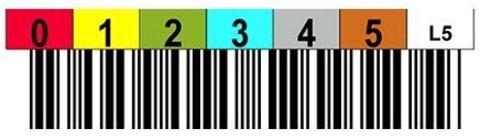 Tri-Optic - LTO5 Horizontal Label