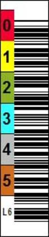 Tri-Optic - LTO6 Vertical Label