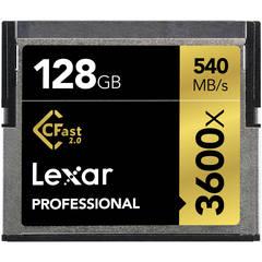 Lexar Professional 128GB CFast 2.0 Memory Card