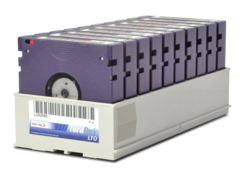 Spectra Logic Spectralogic LTO 7 Tape TeraPack with Barcodes