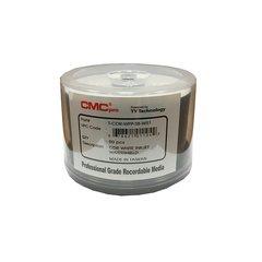 CMC Pro 52x CD-R Watershield White Inkjet Printable