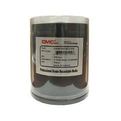 CMC Pro 16x DVD-R PrintPlus! Water Resistant White Inkjet Hub Printable
