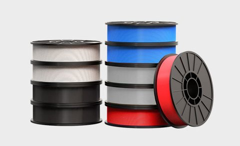 MakerBot Large ABS Filament, 10-Pack