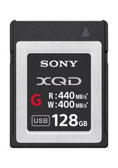 Sony 128GB XQD Memory Card G Series - QDG128E/J