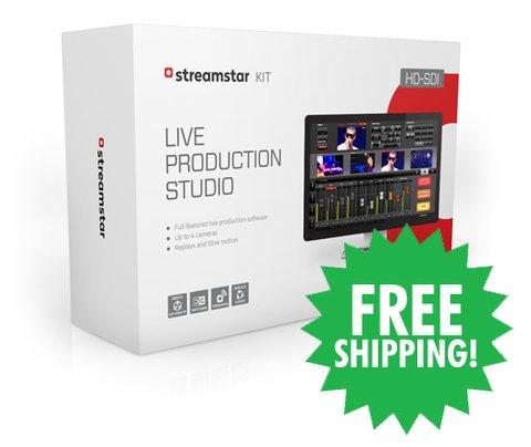 Streamstar Kit / HD-SDI