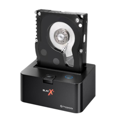 ThermalTake BlacX SATA Docking Station - USB 3.0