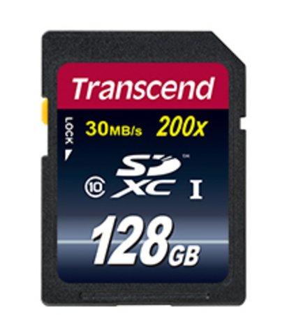 128GB SDXC Class 10 Memory Card