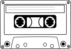 120 Minute Audio Cassette (Bulk)