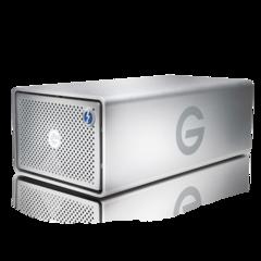 G-Technology 20TB G-RAID with Thunderbolt 2