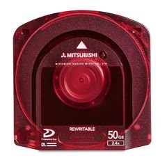 Verbatim PD-50DL Dual Layer 50GB XDCAM Disc
