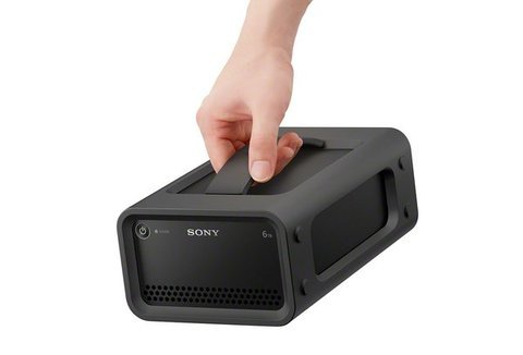 Sony 6TB Ruggedized RAID with Thunderbolt 2 and USB 3.0