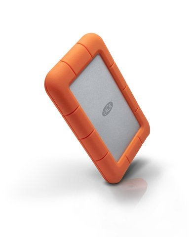 LaCie 4TB Rugged Mini USB 3.1 Type C